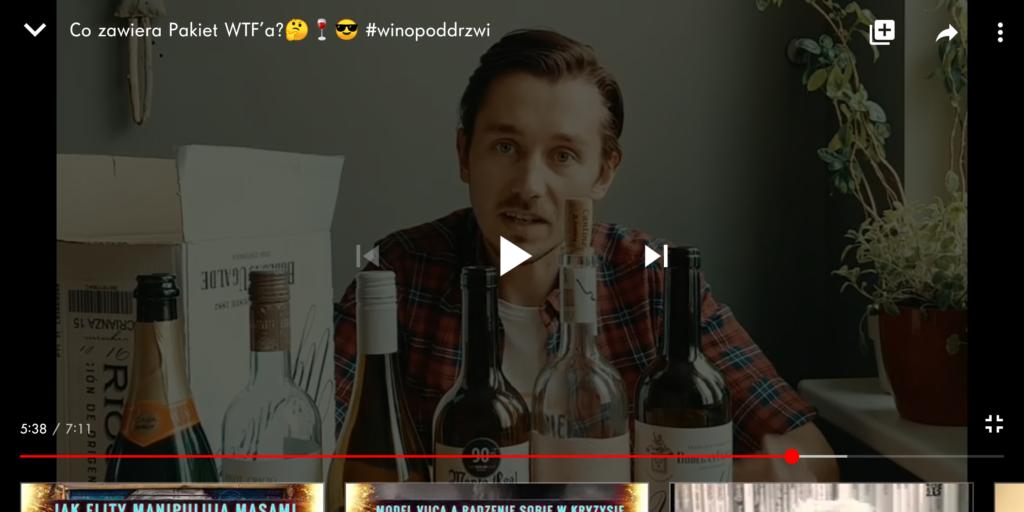 video Co zawiera Pakiet WTFa